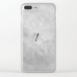 170625-9631 Clear iPhone Case