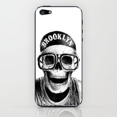 Mars Blackmon iPhone & iPod Skin