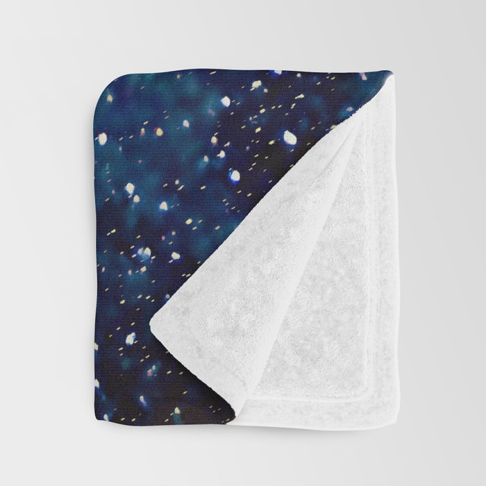 Milky Way Throw Blanket