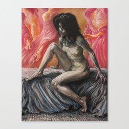 the fourth awakening Canvas Print