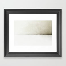 Absence of the Object Framed Art Print