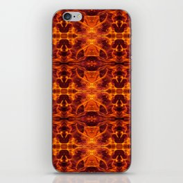 28. Fire of Katniss Everdeen iPhone Skin