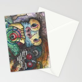 Wail, Baby, WAIL! Stationery Cards