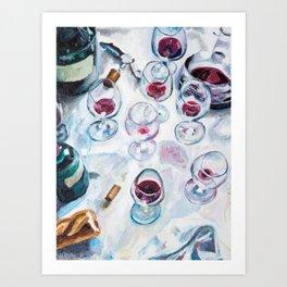Chianti Art Print