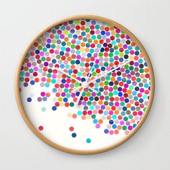dance 9 Wall Clock
