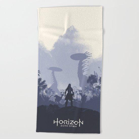 Horizon Beach Towel