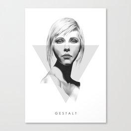 GESTALT Canvas Print
