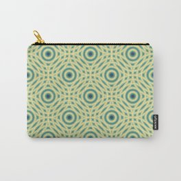Acid Ripples Seamless Pattern Carry-All Pouch