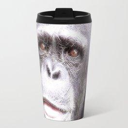 extraordinary animals -Chimp Travel Mug