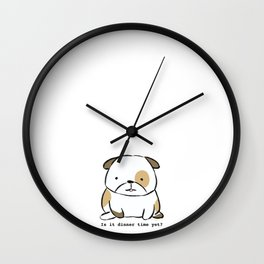 Is it dinner time yet? Wall Clock