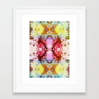 southwest Framed Art Prints featuring Southwest by Dnzsea