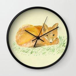 ng Wall Clock