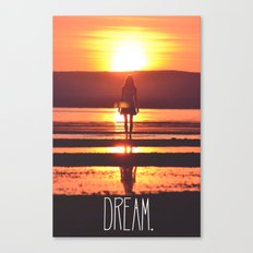 DREAM Canvas Print