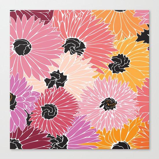 Summer Brunch Canvas Print