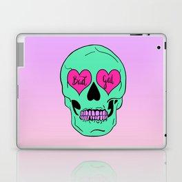 Bad Gal Skull Laptop & iPad Skin