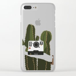 Photograph Clear iPhone Case