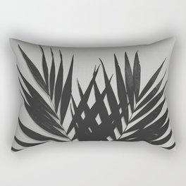 Palm Leaves #5 #foliage #decor #art #society6 Rectangular Pillow