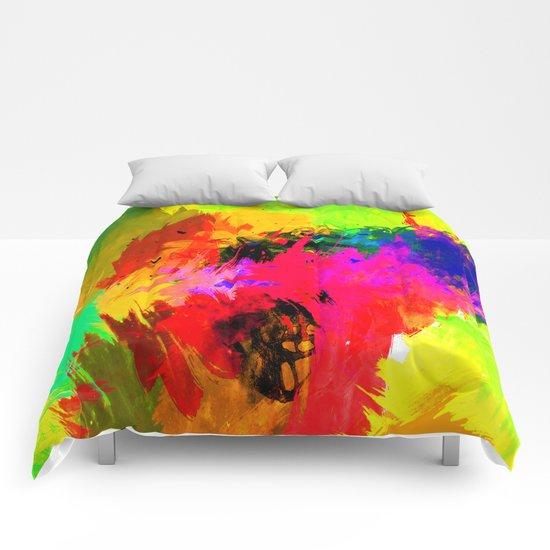 TROPICALIA III Comforters