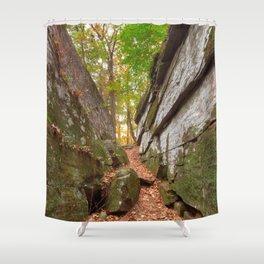 Gettysburg Grotto Shower Curtain