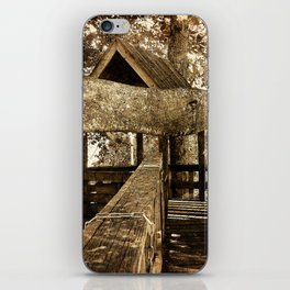 Old Love Story iPhone Skin