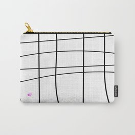 MINIMAL LINES #minimal #art #design #kirovair #buyart #decor #home Carry-All Pouch