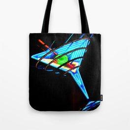 Martini Glass Las Vegas Tote Bag