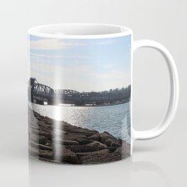 Steel Bridge Coffee Mug