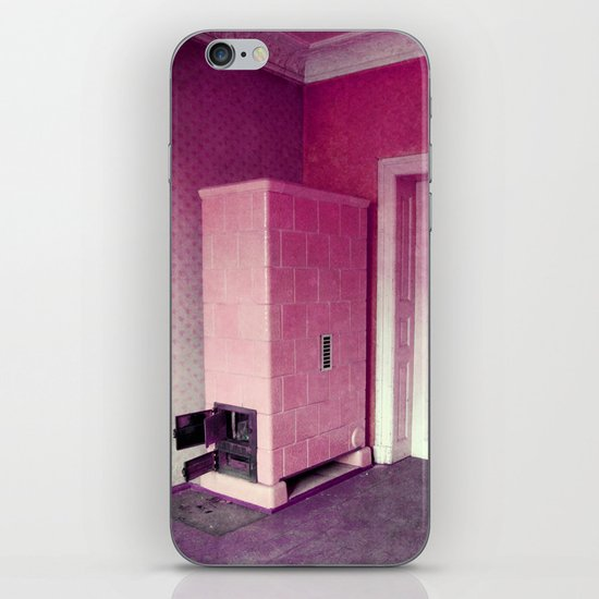 stove iPhone & iPod Skin