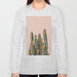 Cactus & Flowers Long Sleeve T-shirt