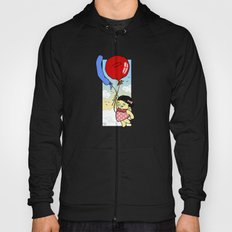 Flying balloon Hoody