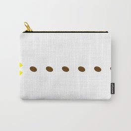 Pacman coffee beans Carry-All Pouch