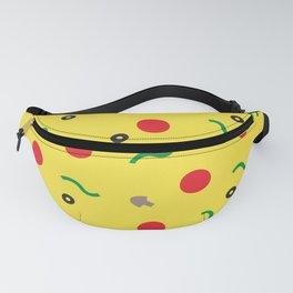 Postmodern Pizza Slice Fanny Pack