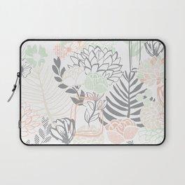 Cucumber Peaches and Cream Mason Jar wedding Laptop Sleeve