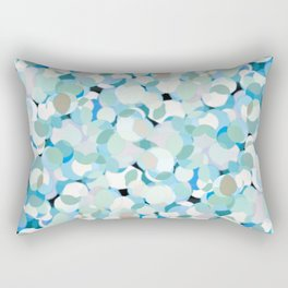 Cold Polka Rectangular Pillow