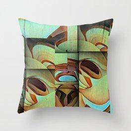 The Moderns Throw Pillow
