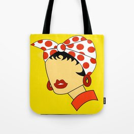 Juana - Harina Pan Tote Bag