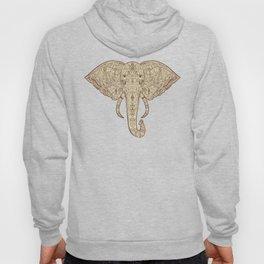 Elephant Mandala Hoody