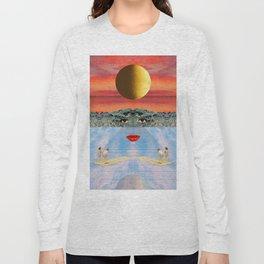 Eyes, lips & dreams Long Sleeve T-shirt