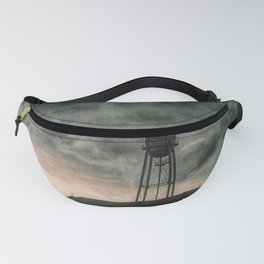 Water Tower #textured Fanny Pack