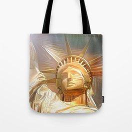 Statue de la liberté Tote Bag