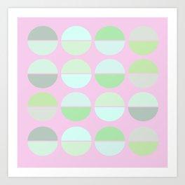 Atmo spheres Art Print
