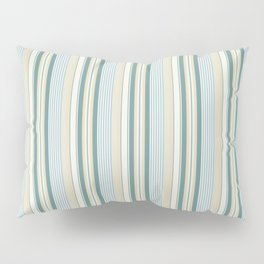 Beach house stripes Pillow Sham