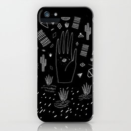 SPACE DREAMS iPhone Case