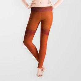 1961 Orange, Red, Yellow Leggings