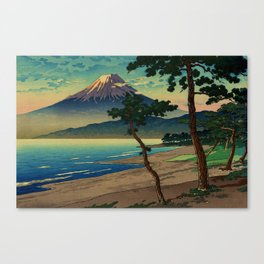 Shinehi at the Magic Hour Canvas Print