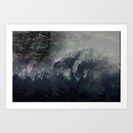 Experimental Photography#13 Art Print