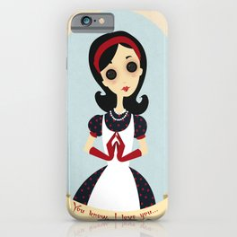 The other mother iPhone Case