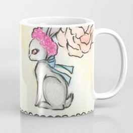 Duchess in Summer-Lace Coffee Mug