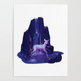 Bioluminescent Poster