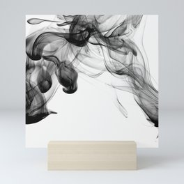 SMOKER Mini Art Print